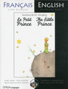 Image for The little prince  : a French-English bilingual book