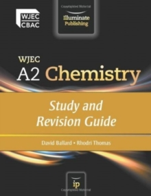 Image for WJEC A2 Chemistry: Study and Revision Guide
