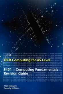Image for OCR computing for AS level: F451, computer fundamentals :