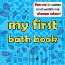 Image for My First Bath Book : Baby Bath Book