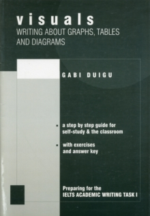 Image for Visuals  : writing about graphs, tables and diagrams