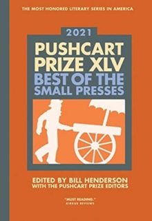 Image for Pushcart Prize XLV : Best of the Small Presses 2021 Edition