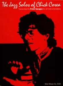 Image for The Jazz Solos of Chick Corea