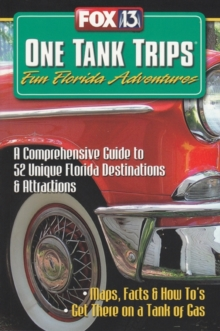 Image for One Tank Trips : Fun Florida Adventures