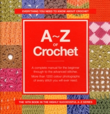 Image for A-Z of crochet