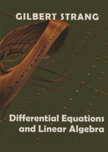 Image for Differential equations and linear algebra