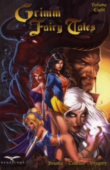 Image for Grimm fairy talesVolume 8