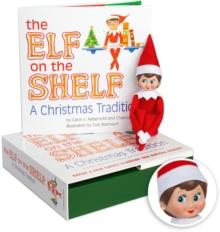 Image for Elf On The Shelf Girl Light Doll & Book