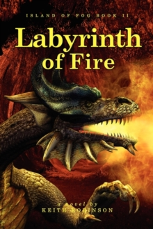 Image for Labyrinth of Fire (Island of Fog, Book 2)
