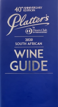 Image for Platter's South African Wine Guide 2020 (40th Anniversary Edition)