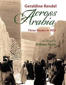 Image for Across Arabia  : three weeks in 1937