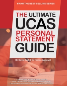 Image for The Ultimate UCAs Personal Statement Guide : All Major Subjects, Expert Advice, 100 Successful Statements, Every Statement Analysed