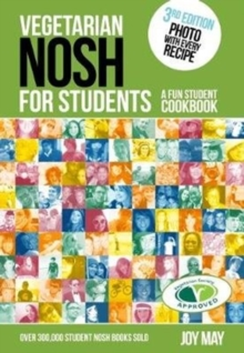 Image for Vegetarian NOSH for Students : A Fun Student Cookbook  - Photo with Every Recipe - Vegetarian Society Approved