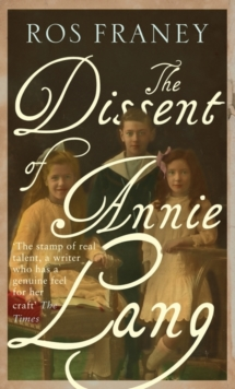 Image for The dissent of Annie Lang