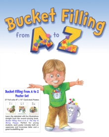 Image for Bucking Filling From A To Z Poster Set
