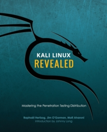 Image for Kali Linux revealed  : mastering the penetration testing distribution