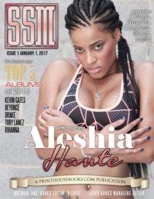 Image for Ssm : Issue 1 (Aleshia Haute Cover)