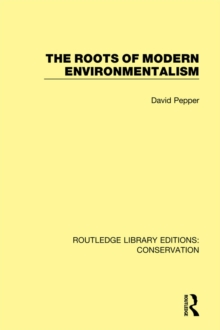 Image for The roots of modern environmentalism
