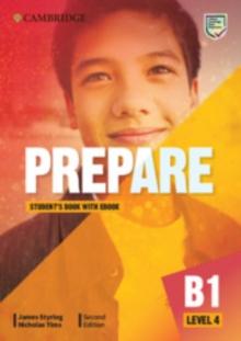 Image for Cambridge English prepare!Level 4,: Student's book