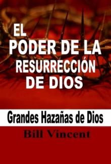 Image for El Poder De La Resurreccion De Dios