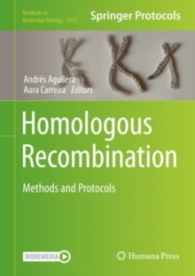 Image for Homologous Recombination : Methods and Protocols
