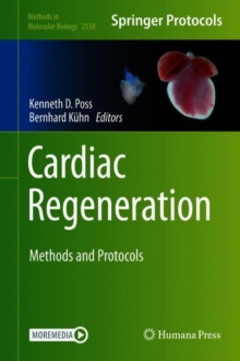 Image for Cardiac Regeneration : Methods and Protocols