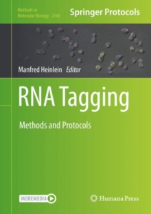 Image for RNA Tagging : Methods and Protocols