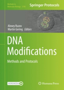 Image for DNA Modifications : Methods and Protocols