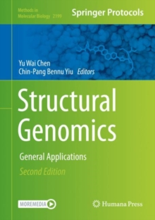 Image for Structural Genomics : General Applications