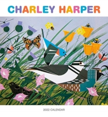 Image for CHARLEY HARPER 2022 MINI WALL CALENDAR