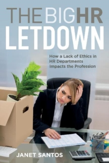 Image for The Big HR Letdown : A Human Resources Ethics Discussion Guide