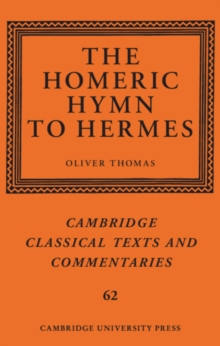 Image for The Homeric hymn to Hermes