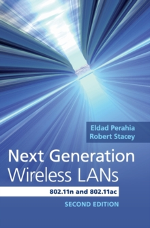 Image for Next generation wireless LANs  : 802.11n and 802.11ac