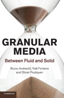 Image for Granular media  : between fluid and solid