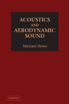 Image for Acoustics and aerodynamic sound