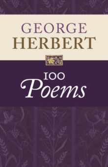 Image for George Herbert  : 100 poems