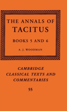 Image for The annals of TacitusBooks 5-6