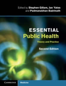 Image for Essential public health: theory and practice