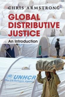 Image for Global distributive justice