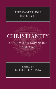 Image for The Cambridge History of Christianity