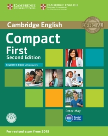 Image for Compact first: Student's book with answers