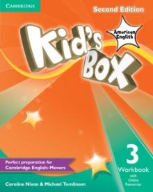 Image for Kid's boxLevel 3,: American English