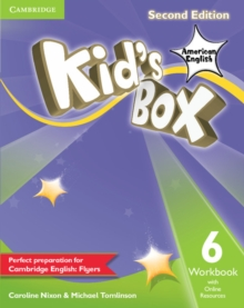Image for Kid's boxLevel 6,: American English