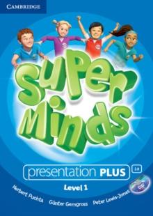 Image for Super Minds Level 1 Presentation Plus DVD-ROM
