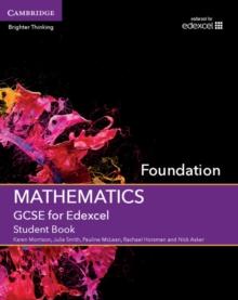 GCSE mathematics for EdexcelFoundation,: Student book