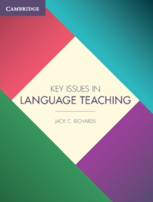 Image for Key issues in language teaching