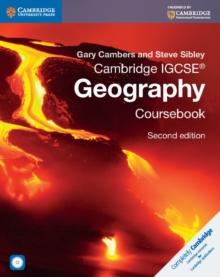 Image for Cambridge IGCSE geography coursebook
