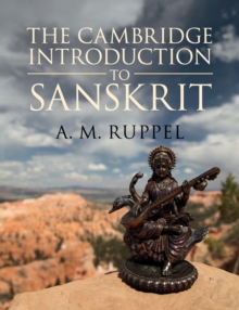 Image for The Cambridge introduction to Sanskrit