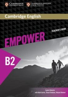 Image for Cambridge English empowerUpper-intermediate,: Teacher's book