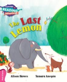Image for The Last Lemon Pink B Band